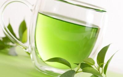 DIY beauty tricks with green tea